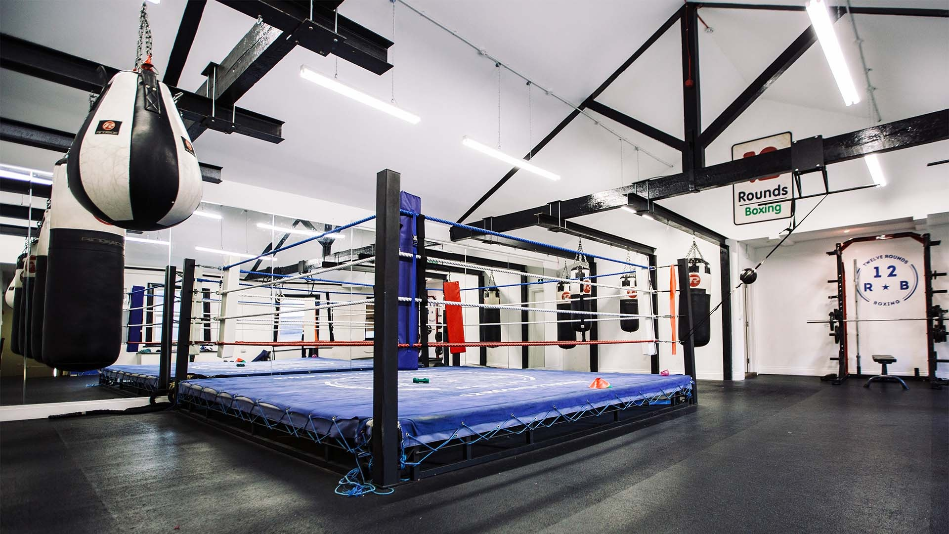 Boxing Club London 12 Rounds Clapham Junction